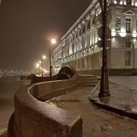 Дворцовая набережная :: Андрей Зайцев