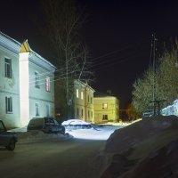 Самый яркий свет - ночь :: Дмитрий Костоусов