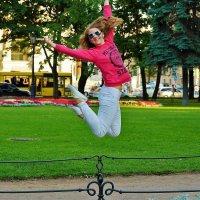 Прыжок... :: Sergey Gordoff