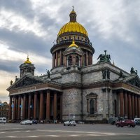Исаакиевский собор. :: Елена Пономарева