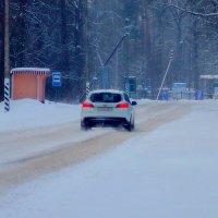 зимняя дорога :: Александр Прокудин