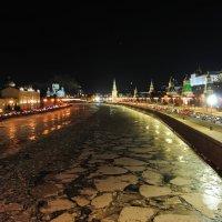 Москва.7.02.2017. 21:00 ( -20 С.) :: Виталий Виницкий