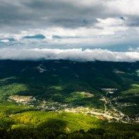 Кавказские горы. Геленджик. :: Владимир Лазарев