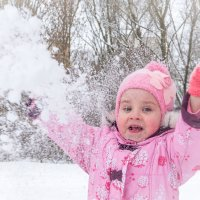 Зимушка зима. :: Геннадий