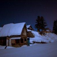 Ясной ночью. :: Артём Удодов