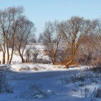 Под лёд сбежавшая река... :: Лесо-Вед (Баранов)