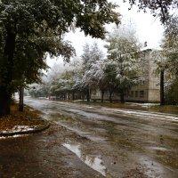 Странная погода :: Анастасия Михалева