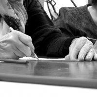 Учимся держать карандаш :: Tanja Gerster