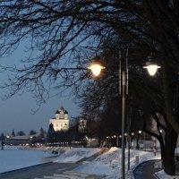 Зимний вечер :: Fededuard Винтанюк