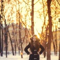 Солнышко :: Женя Рыжов