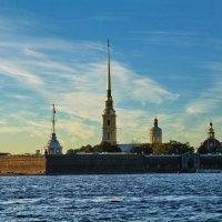 петропавловская крепость :: Sergej