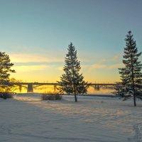 Зимнее утро :: cfysx