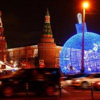 Москва Новогодняя №2 :: Анатолий Шулков