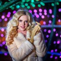 Прогулка по ночному городу :: Юлия Трошина