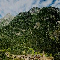 У подножья гор. (Италия) :: сергей адольфович
