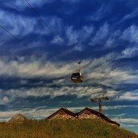 В облака. :: сергей адольфович