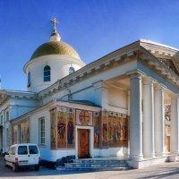 Осень в Свято-Успенском патриаршем мужском монастыре. :: Вахтанг Хантадзе