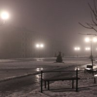 туман :: Наташа Пасакас
