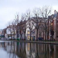 Canal Saint-Martin, Paris :: Фотограф в Париже, Франции Наталья Ильина