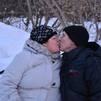 Поцелуй с многолетним стажем) :: Анна Былина