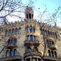 Архитектура Барселоны :: Елена