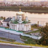 Благовещенский монастырь (Нижний Новгород) :: Александр Назаров