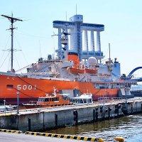 Ледокол-музей Fuji Порт Нагоя :: Swetlana V