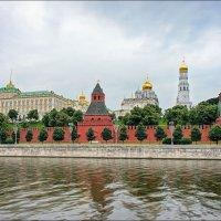 Кремлёвская набережная.. :: марк