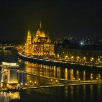Вечерний Будапешт :: Александр Бойко