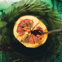 запеченный грейпфрут :: Алиса К