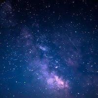 звездный свет над священной горой :: Иван