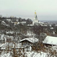 Мой старый город! :: Владимир Шошин