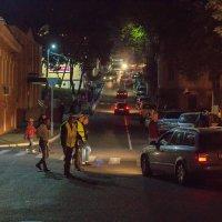 Ночные улицы :: Николай Котко