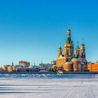Зимние зарисовки. :: Андрей Гриничев