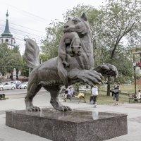 Герб города Иркутска :: Андрей Мартюшев