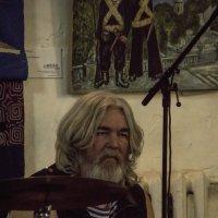 Перкусионист, а проще барабанщик. :: Яков Реймер