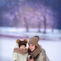 Снежная сказка :: Оксана Чепурнаева