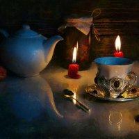 По натуре мы романтики... :: Ирина Данилова