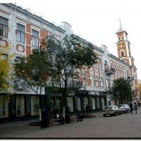 городские часы. :: Ivana