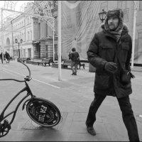 Никольская улица. Февраль. :: Василий Чекорин