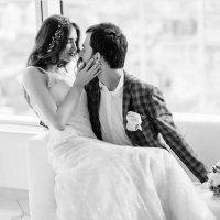 Перед поцелуем :: Евгения Лисина