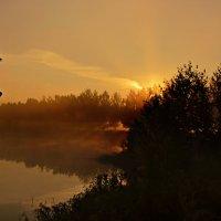 вспоминая восходы... :: Сергей Бойцов