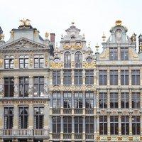 Гран-Плас в Брюсселе :: Фотограф в Париже, Франции Наталья Ильина