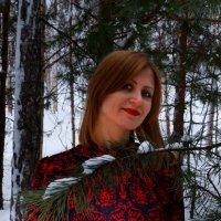Вечером в лесу :: Alexey Gayun