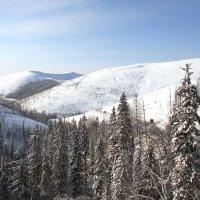 Якутские пейзажи :: Natalia Petrenko