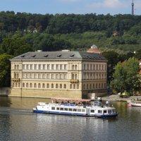 Прага река Влтава :: Sergey Istra