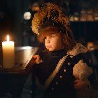 Смотреть на огонь можно бесконечно... :: Дмитрий Додельцев