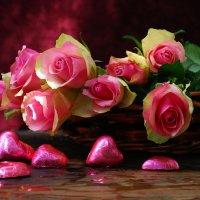 """""""Красота роз дает им право на шипы. """" (Сент-Экзюпери) :: Лара Гамильтон"""