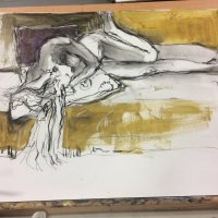Calgary drawing classes :: Xenia *
