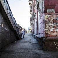 Городские закоулки :: Сергей Щербаков